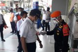 Dirut PT KAI kunjungi Stasiun Tanjungkarang