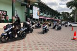 Penyuluh KB di Yogyakarta  dapat fasilitas motor dinas baru