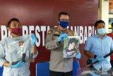 Polisi tembak mati bandit bersamurai di Pekanbaru