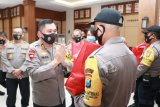 Bhara Daksa 91 bantu sembako warga Jatim terdampak pandemi COVID-19