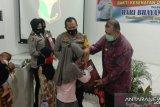 Wagub Sumbar : pasien bibir sumbing dilayani RS Bhayangkara