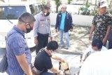 Pengiriman 250 gram sabu ke Pulau Sumbawa digagalkan Polsek KP3