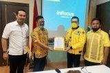 DPP Golkar rekomendasikan Irman Yasin Limpo di Pilkada Makassar