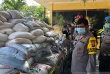 Polda Sulteng amankan 27 ton pupuk ilegal dari Jatim