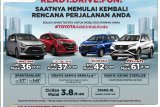 Online sales gathering Hasjrat Toyota sukses capai target ratusan SPK