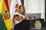 Presiden Bolivia Jeanine Anez kembali bekerja setelah pulih dari COVID-19