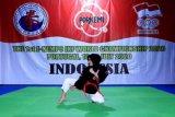 Dua atlet kempo Indonesia tampil gemilang di kejuaraan dunia