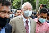 Pengadilan vonis mantan PM Malaysia Najib dinyatakan bersalah lakukan korupsi