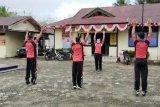 Masyarakat Gumas diminta mencontoh kepolisian dalam penerapan hidup sehat