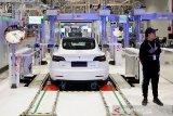 Mobil Tesla dilengkapi pemutar musik dari speaker eksternal