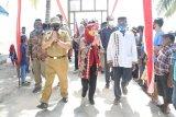 Listrik di Kampung Baru Sudah 24 Jam, Irianto Ajak Warga Selalu Bersyukur