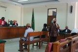 Mantan direktur RSUD Padang divonis enam tahun penjara karena bersalah di kasus korupsi