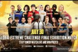 Pemain City De Bruyne dan Dybala ramaikan PUBG Mobile Global Extreme Challenge