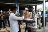 BP Batam distribusikan 19.729 sembako di Lubuk Baja