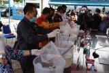 BNN Kaltara musnahkan sabu 8,9 kilogram yang libatkan oknum polisi