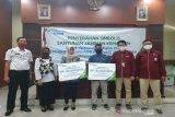 BPJAMSOSTEK Semarang Majapahit berikan perlindungan ke pengawas Pemilu