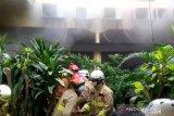 Kepulan asap tebal di RS Polri diduga akibat korsleting
