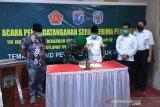 Pemkab Murung Raya apresiasi TMMD Imbangan Kodim 1013 Muara Teweh