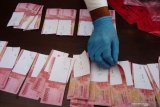 Polresta Lampung sita uang Rp15 juta terkait penangkapan artis VS