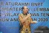 Yayasan digagas mantan napi kasus terorisme Poso diresmikan Kepala BNPT