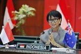 Menteri Luar Negeri Retno sebut diplomat banyak beradaptasi selama pandemi