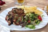Cara membuat daging kambing jadi 'Lamb Kofta'
