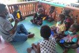 Semangat anak Papua  belajar di tengah pandemi COVID-19