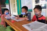 Masjid At Taqwa Borobudur sediakan wifi  gratis untuk belajar daring
