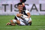 Peluang Cristiano Ronaldo jadi top skor menipis saat Juve ditundukkan Cagliari 0-2