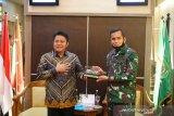 Gubernur Sumsel apresiasi Pangdam pertahankan  daerah tanpa konflik