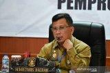 Pemprov Kepri: ajudan gubernur tertular COVID tidak di Istana