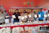Polisi kejar jaringan penyelundupan sabu-sabu 200 kg antar negara