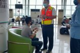 Bandara Radin Inten II kampanye perjalanan aman, bangun kepercayaan penumpang