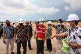 Pembangunan Taxiway dan Apron 04 Hang Nadim dimulai
