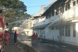 Kebakaran terjadi di Kantor Dinas Kesehatan Sulsel