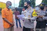 Polisi ringkus oknum perampas kendaraan orang di Palu