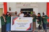 Enam mahasiswi UMI Makassar praktik lapang di LKBN Antara Sulsel