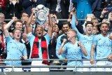 Tidak akan ada presentasi juara pada final Piala FA akibat aturan jaga jarak sosial