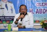 Bupati Natuna hadiri raker evaluasi penerapan new normal di desa