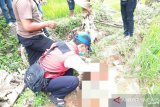 Polisi tangkap anak terduga pembunuh ayah kandung