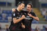 Ibrahimovic sumbang dua gol usai hajar Sampdoria