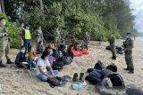 Masuk ilegal, 42 WNI ditangkap di Johor