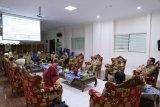 Wakil Bupati Pringsewu sambut baik sosialisasi UU no 11 tahun 2014 tentang keinsinyuran