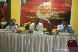 Imigrasi Palu koordinasi Pemkab Donggala optimalkan tugas timpora