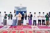 Gubernur Sumsel Shalat  Idul Adha terapkan protokol kesehatan