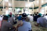 Shalat Idul Adha di Masjid Sultan Kasimuddin