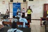 Polisi Yahukimo sosialisasi protokol kesehatan kepada pelajar
