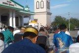 Di Baubau, jamaah shalat Idul Adha terapkan protokol kesehatan