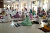 Masjid Agung Nurul Iman terapkan protokol kesehatan COVID-19 saat shalat Idul Adha