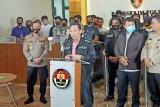 Bareskrim serahkan terpidana Djoko Tjandra kepada Kejati Jakarta